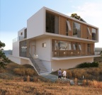 Cliff House Architectural Renderings