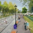 Stewart Street Neighbourhood Plan Graphics
